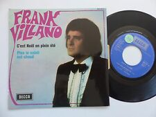 FRANK VILLANO C est Noel en plein été 84051    Discotheque  RTL