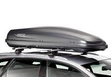 NEUE Dachbox HAPRO Traxer 8.6 anthrazit 530 Liter - ideal Skibox - 2,1m lang