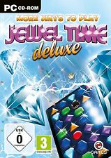 Jewel Time Deluxe (PC CD) BRAND NEW SEALED