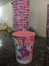 Lot Of 12 My Little Pony 16oz Party Cups