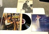 Hoagy Carmichael  Lot of 2 Lps & Booklet Ole Buttermilk Sky & Stardust Road jazz