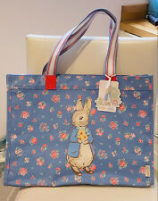 More details for new cath kidston x peter rabbit tote bag bnwt beatrix potter