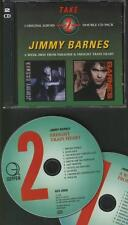 JIMMY BARNES Take 2 Double CD  A Week Away From Paradise & Freight Train Heart