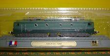 Locomotive DEL PRADO : CC 7121 7100 record du monde 1954 Echelle N
