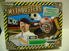 MYTHBUSTERS SCIENCE OF SPORTS KIT by DISCOVERY CHANNEL
