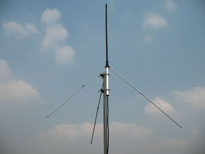 Ground Plane Antenna / GP Antenna For 50W FM transmitter /w 15 meter cable
