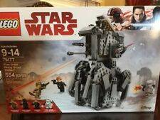 LEGO STAR WARS 75177 FIRST ORDER HEAVY SCOUT WALKER ~ Free Shipping.