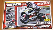 2014 David Anthony ADR Motorsports Suzuki GSX-R1000 Superbike AMA poster