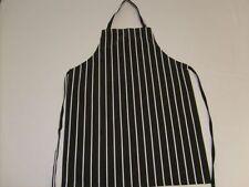 Handmade Striped Kitchen Aprons