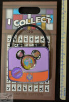2020 Disney Parks World I Collect Figment, Limited Edition, WDW First Pin in Set