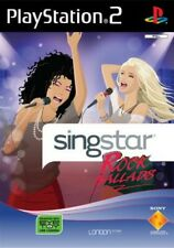 Singstar Rock Ballads PS2 playstation 2 jeux games spelletjes 3786