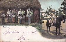 MEXICO - Indigenas - Oficial de Rurales