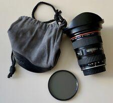 Canon Zoom Lens EF 17-35 f/2.8 L