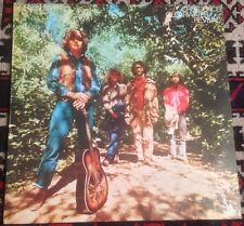 CREEDENCE CLEARWATER REVIVAL green river 1969 UK BLUE LIBERTY STEREO VINYL LP