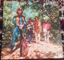 CREEDENCE CLEARWATER REVIVAL Green River 1969 UK bleu liberty Stereo VINYL LP