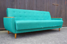 60er Mid-Century Sofa Daybed Retro Couch Schlafsofa Vintage Danish Modern