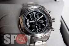 Seiko Criteria Tachymeter Chronograph Men's Watch SNN179P1