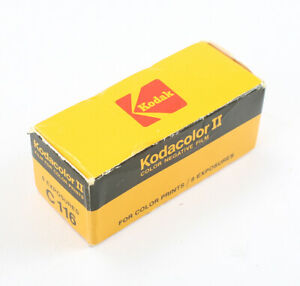 KODAK 116 KODACOLOR-II, EXPIRED JUN 1979, SOLD FOR DISPLAY ONLY/197541