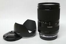 Tamron 18-200 mm di III Vc lente para Canon EOS M usado en OVP