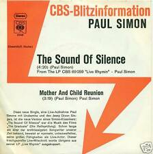 Paul Simon Sound of Silence Mother Child Reunion Promo