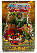 KING HSSSS 1ST ISSUE MASTERS OF THE UNIVERSE FIGURE MOTUC HSSS