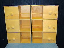 6 Lovebird Nest Boxes Aviary Breeding Bird Nesting Box Love Bird SUPERB QUALITY