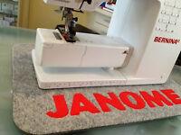 JANOME Unterlage, Matte / für jede Nähmaschine