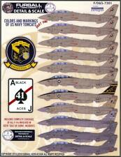 Furball Decals 1/72 GRUMMAN F-14A TOMCAT Part 1 Gulf of Sidra