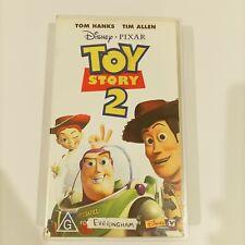 Disney Pixar TOY STORY 2 VHS Movie Retro Good Condition
