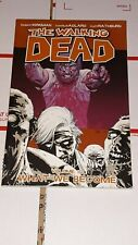 The Walking Dead Volume 10 What We Become TPB 1st print 1st edition rare