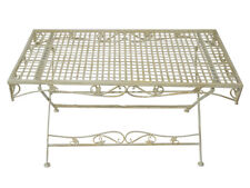 Table jardin ancienne fer | Achetez sur eBay