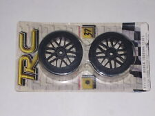 """Trinity Foam Tires for Losi Street Weapon - """"Black"""" Compound"""