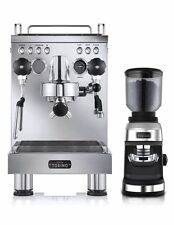 Sunbeam Torino PU8000 Espresso Machine and Grinder - Silver