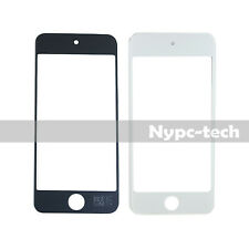 New Front Glass Screen Lens For White Apple iPod Touch 5 A1421 A1509 Replacement