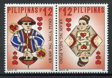 Philippines Stamps 2019 MNH Valentine's Valentines Day Hearts 2v Set
