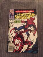 Amazing Spiderman #361 1st Carnage 1st Print HOT [Marvel Comics, 1992]