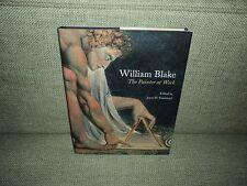 William Blake : The Painter at Work (2004, Princeton UP, Hardcover)