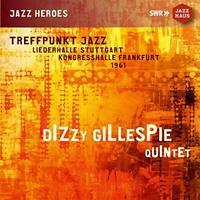 DIZZY GILLESPIE QUINTET [CD]