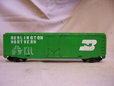 HO SCALE TYCO BURLINGTON NORTHERN BN 100024 TRAIN BOX RAIL CAR GREEN