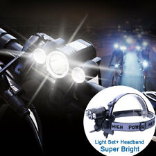 Super Bright CREE T6 LED Cycle MTB Bike Bicycle Headlight Front Light Lamp Torch