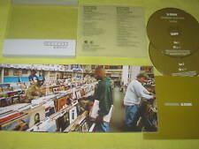 DJ Shadow Entroducing Deluxe Double CD Album Electronic Hip Hop Breaks Dance