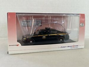 FIRST RESPONSE REPLICAS FRR NEW YORK STATE POLICE DODGE CHARGER NYSP TROOPER CAR