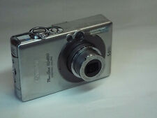 Canon PowerShot Digital ELPH SD400 5.0MP Digital Camera-Silver