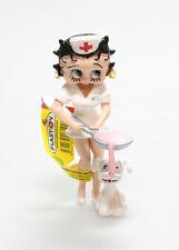 Figurine plastique Betty Boop Betty Boop infirmière Plastoy