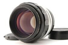 Nikon Auto Nikkor H 85mm f1.8 non Ai Portrait MF Lens Exc+++++ from Japan #933