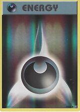 POKEMON EVOLUTIONS CARD: DARKNESS ENERGY - 97/108 - REVERSE HOLO
