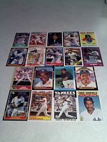 *****Dave Winfield*****  Lot of 50 cards.....49 DIFFERENT