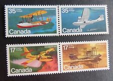 Aviation North American Stamps