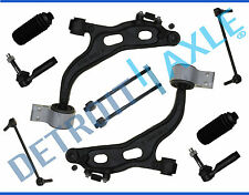New 10pc Complete Front Suspension Kit for Ford Taurus Flex and Lincoln MKS MKT