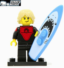 Lego Professional Surfer Series 17 Collectible Minifigure w/stand 71018 NEW